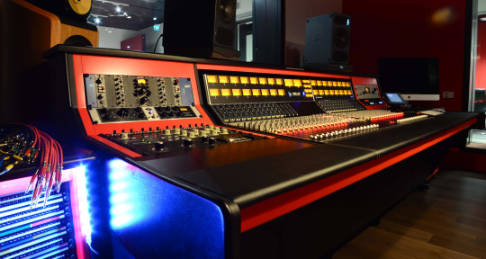 Photo of Hendriks Mastering