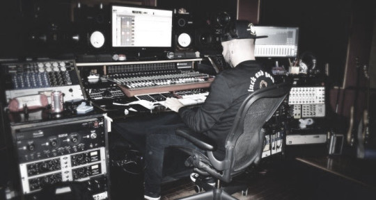 """Mixing & Mastering - Adam """"Carde Blanche"""" Smith"""
