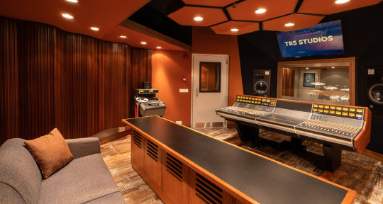 Production-Recording-Mixing  - TRS STUDIOS