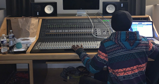 Audio Engineering, SoundDesign - Mr.Tz aka SanTz