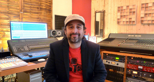 Producer and mixing engineer - Marlee Records