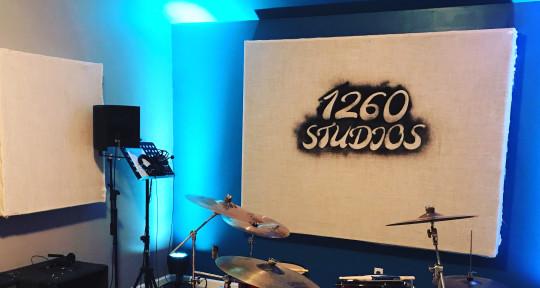 Recording/Pro Audio Services - 1260 Studios