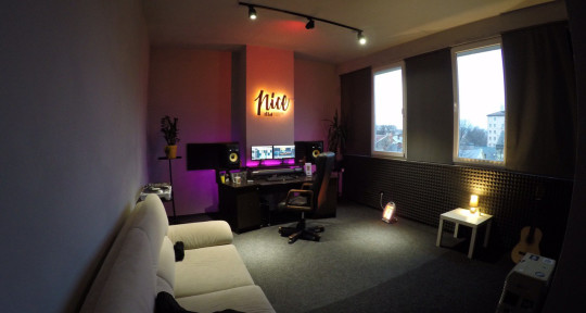 Photo of Nice recording studio