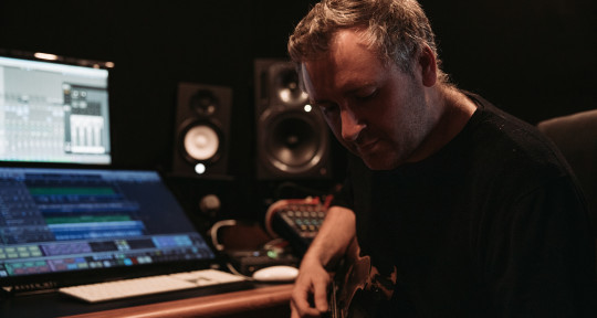 Music Producer and Mixer - Dave Skelton