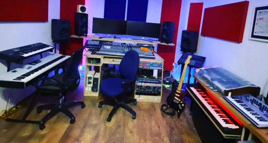 Music producer Mix & Mastering - Studio 9
