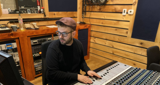Recording & Mixing - Alex Conroy