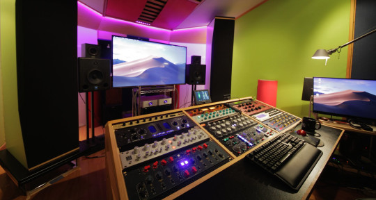 Photo of 20Hz20kHz Mastering Lab
