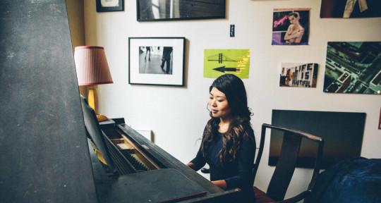 Composition, piano, improv - Ayaka Matsui