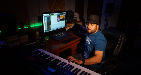 Music Producer + Mix Engineer - Rohan Solomon