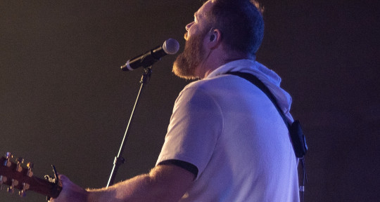 Music Post Editor - Drew Fredrickson