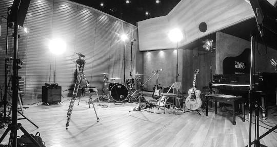 Recording, Mixing & Mastering - Moebio Studios