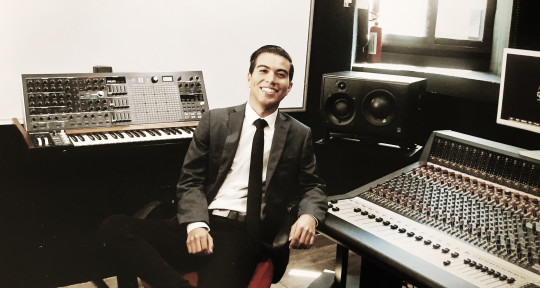 Music Producer/Audio Engineer - Luis Castro