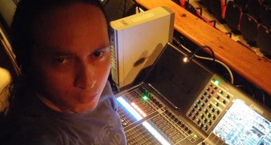 Mastering, mixing, recording - Jeremias de Lima
