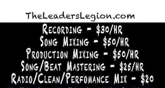 Audio Engineer  - LeadersLegionLL
