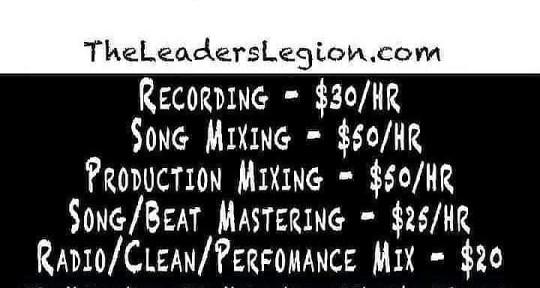Audio Engineer  - LeadersLegionLL