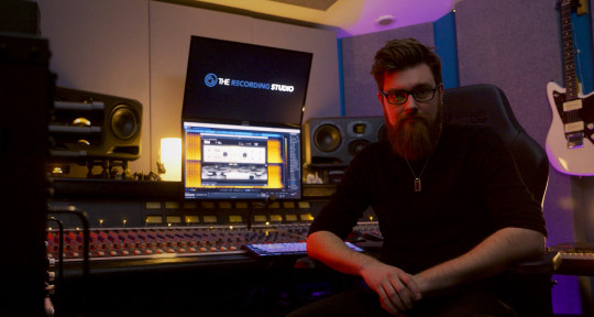 Music Producer/Mixer - Paul Visser