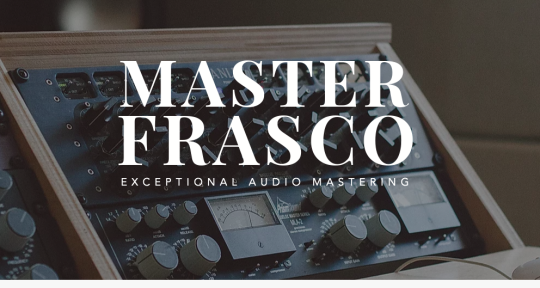 Photo of Master Frasco Audio