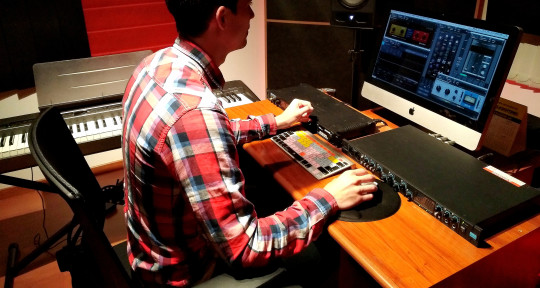Mixing/Editing/Vocal Tuning - Nicolas David