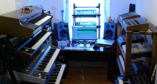 recording, mixing, mastering - Ὀρφεύς