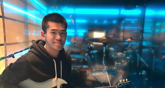 Photo of Matt Wong