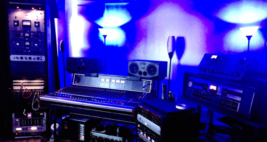 Recording, Mixing, Mastering - National Recording
