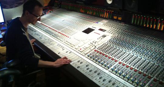 Producer, Composer, Mixer  - Oskar Vizan