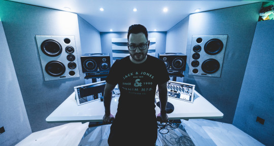 "Mix & Mastering Engineer - Patrick ""Wave"" Carinci"