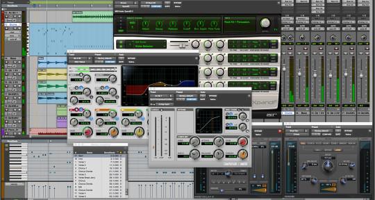 Mixing & Mastering - Josh Gonzalez