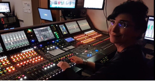 Sound Engineer & Designer - Seda Demirel