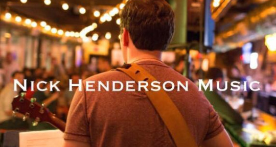 Singer-Songwriter - Nick Henderson