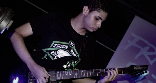 Music Producer, Mixing, Guitar - Emill Núñez