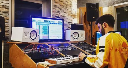 Mixing Engineer  - Federico Brugnola