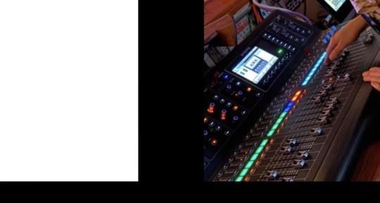 Mixing Engineer - Cherizar