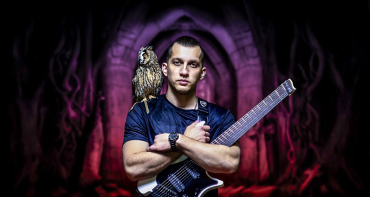 Session&LiveTour Guitarist - Dmitry Chaplin
