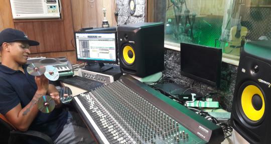 Beats,Recording Studio, Mixing - Diego Thekking