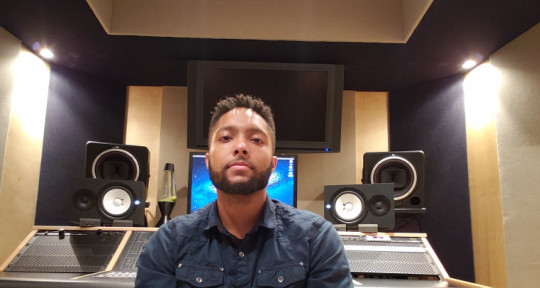 Mixing & Mastering Engineer - Byron Hill