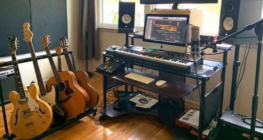 Mult-genre singer/writer/prod. - John