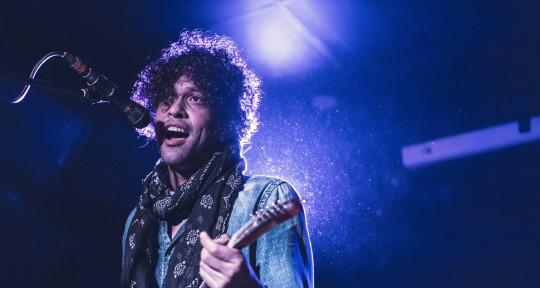 Singer, Songwriter, Guitarist - Sanny Veloo