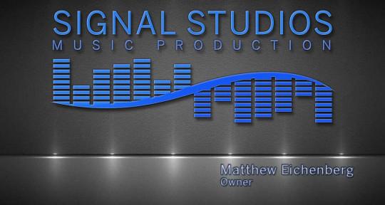 Record, Mix, and Master Studio - Signal Studios