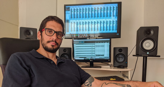 Rock Mixing Engineer - João Spinelli