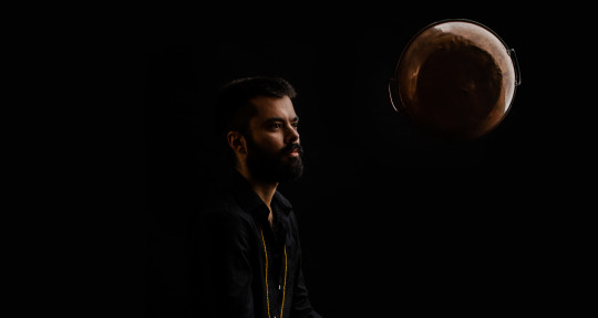 Drummer and Percussionist  - Thomas Harres