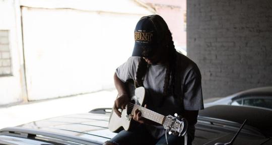 Guitarist - Niko Mcknight