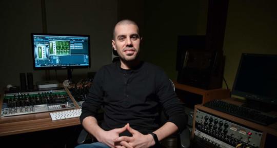 Mastering music for 20 years! - Erman Aydöner