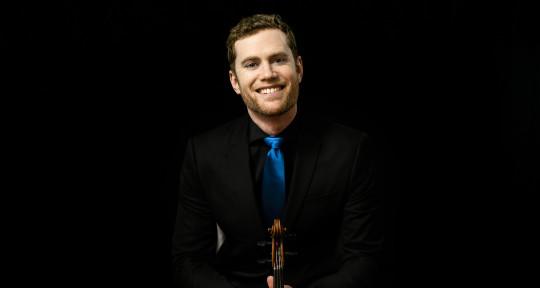 Violinist/Fiddler/Fiddlist - Andrew Finn Magill