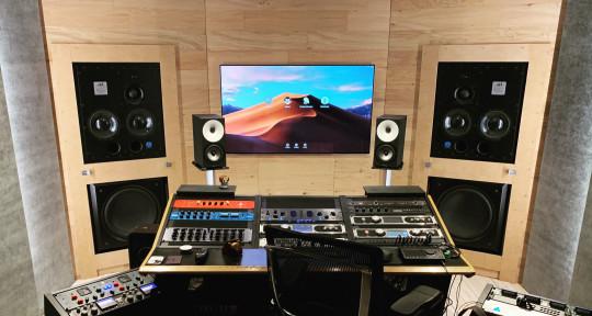 Mixing, Mastering - IMPACT