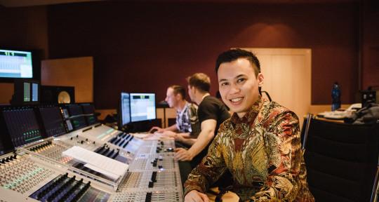 Orchestral Music Producer - Zefan Susanto