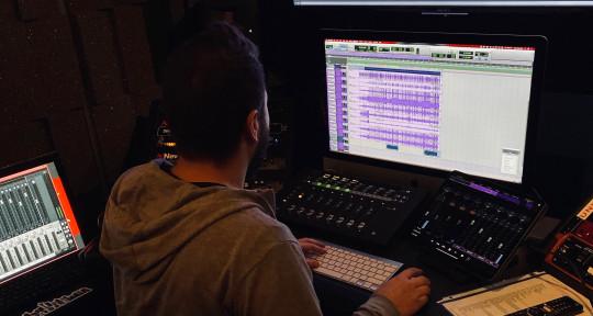 Mixing Engineer - Ocean Studios