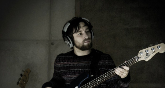 Session Bassist (Bass Guitar) - Joshua Rigal