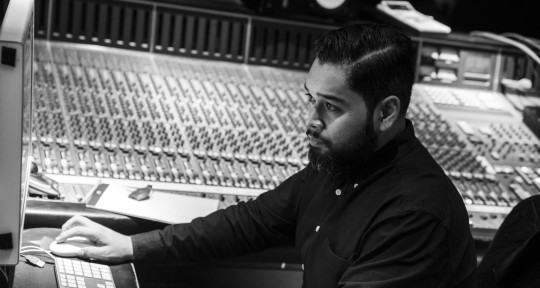 Engineer | Producer | Mixer - Justin Batad