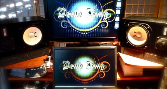 Boutique home Recording studio - J Dahl